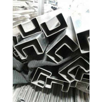 哪里有焊接GB/T12770管?304制品管,方管异型管现货