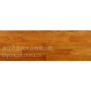 供应实木复合地板Q101-香脂木豆青花瓷系列十大耐磨品牌地板贝亚克