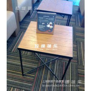 供应供应咖啡厅方桌(咖啡厅实木桌子)咖啡店实木方桌 咖啡店桌子