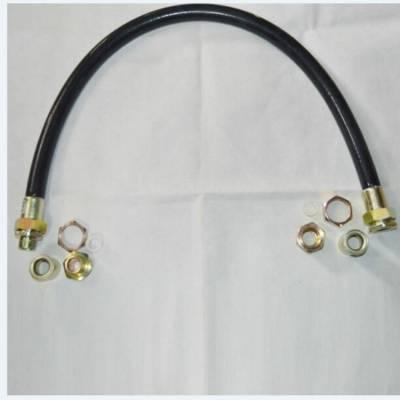 供应BNG-1000*DN15两端内螺纹G1/2防爆挠性连接管304不锈钢