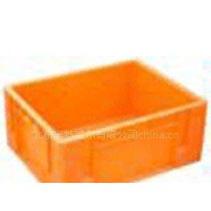 供应北京塑料周转箱,元器件零件盒