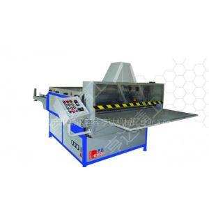 供应亨达蜂窝机数控切刀蜂窝纸芯拉伸定型机FW1350-D