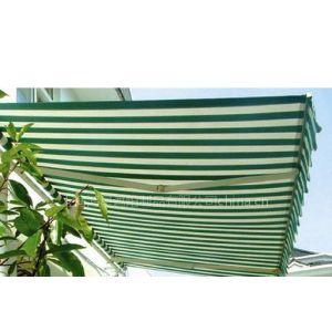 供应户外遮阳棚伸缩蓬遮阳棚固定棚法式篷