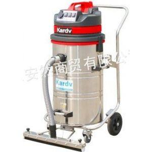 供应带扒头手推式吸尘器 嘉兴工厂车间用吸尘器 凯德威工业吸尘器GS-3078P