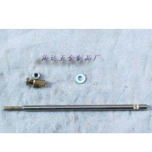 供应铁车件 螺杆 螺母柱配套 行情价格 专业运营