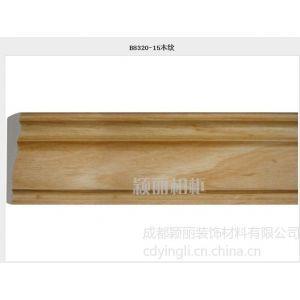 厂家直销高分子线条PVC塑料线条B8320装饰线条仿木纹仿大理石线条仿木制线条