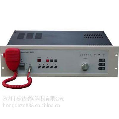 供应供应GB9242/500W消防广播主机/消防应急广播系统/消防广播系统/消防广播录放盘