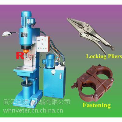 瑞威特铆接直径16毫米的液压铆接机