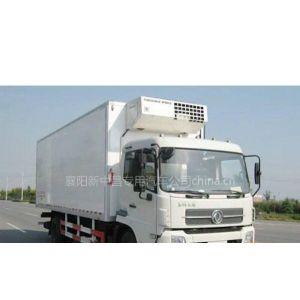 供应国四的10吨冷藏车有哪些?东风天锦7米4冷藏厢
