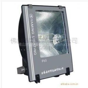 供应批发上海亚明400W泛光灯具,400W亚字牌ZY303泛光灯-黄/白光