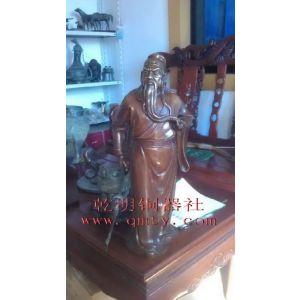 供应工艺品礼品 佛教神像、宗教人物雕塑 关公像