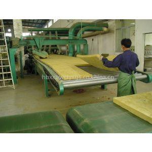 半硬质防火岩棉保温板、半硬质岩棉保温板