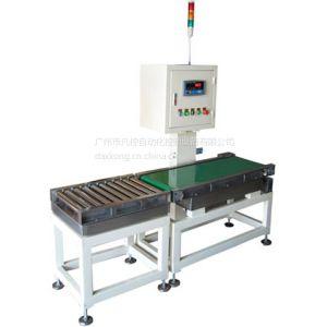 供应流水线成品动态重量检测分选机