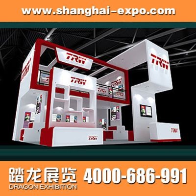 供应上海展会装修设计十年展会搭建行业经验展台设计价格合理