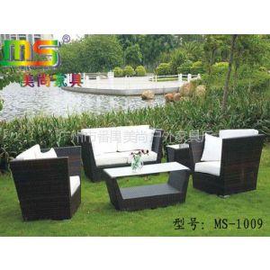 供应户外家具之PE编藤沙发/户外沙发/休闲沙发/庭院沙发/花园沙发