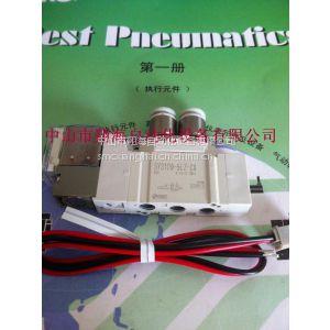 供应电磁阀 中山SMC气动元件SY3120-5LZ-C6
