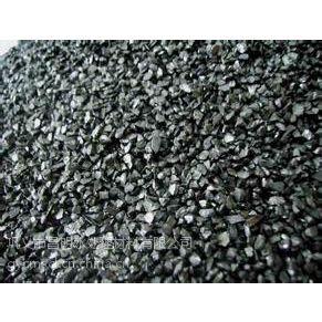 昭通小粒炭1-2mm2-4mm无烟煤滤料生产厂家无烟煤滤料价格