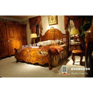 供应欧式风格床,欧式床,苏州欧式家具