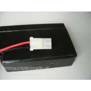 供应电子表探测仪/照明电源/通信设备/遥控车电池 8AH蓄电瓶