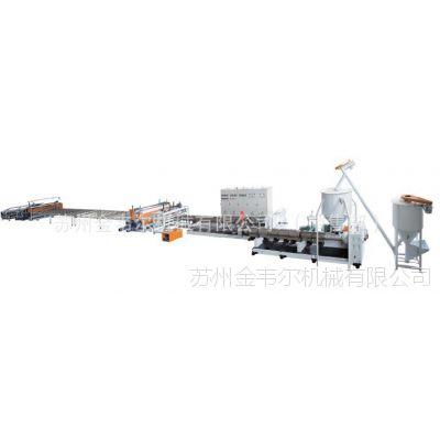 供应 二氧化碳XPS挤塑保温板生产线