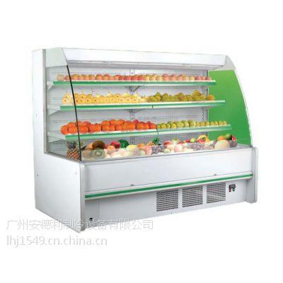 供应安德利O6型水果保鲜展示冷藏柜 展示水果保鲜 冷藏卧式柜 厂家直销