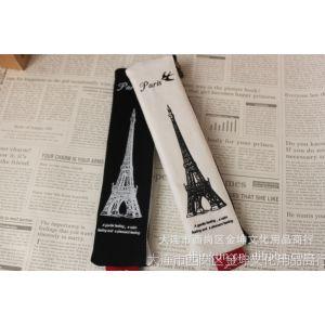 供应新款文具批发   斯普维加 黑白巴黎***笔袋 巴黎铁塔 2款