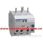 批发正泰NRE8过载继电器 NRE8-100电子式热过载继电器