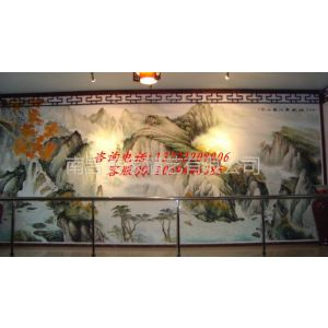 南昌彩绘|南昌手绘墙|南昌墙面彩绘|南昌背景墙彩绘!给力的画师团队!