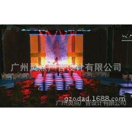 供应炫酷舞台灯光效果图 舞台效果  灯光效果
