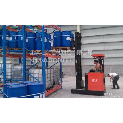 供应大量供应结构最为安全的后推式货架
