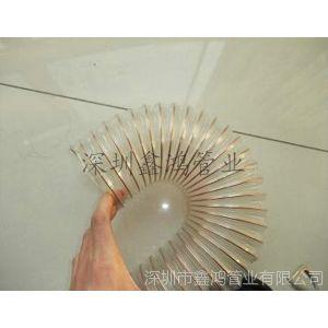 供应耐温通风排气软管,pu伸缩吸尘管,耐弯曲钢丝软管,工业吸尘专用管