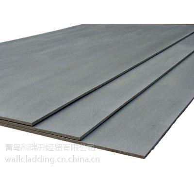 供应清水装饰水泥挂板隔墙板外墙披挂板