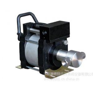 气动增压泵 气液增压泵 高压试压泵