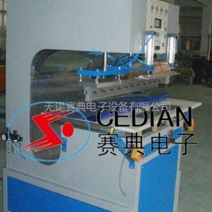 供应PVC涂层布、夹网布、卷帘门、膜结构、沼气池专用高频焊接机