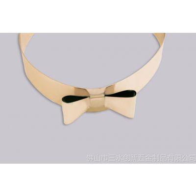 2014欧美流行元素金属腰带 金属皮带批发 女装金属腰带 腰带厂家