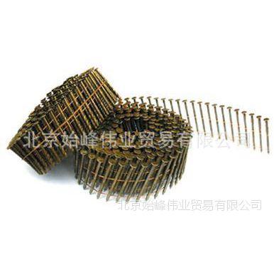 批发供应 樱花各种型号螺纹卷钉 镀锌螺纹卷钉 建筑卷钉 量大从优