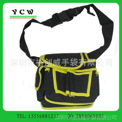 深圳工具包厂家 订做牛津布工具包 高档工具腰包 可加印LOGO