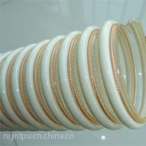 供应PU塑筋加强软管、PU塑筋防静电软管、PU塑筋阻燃软管