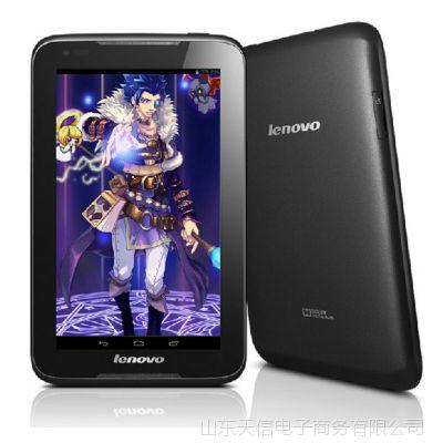 联想 A5000-E 16GB 3G-电信 7寸四核通话平板电脑大屏手机