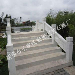 供应河南石栏杆尽在王家沃工艺石雕厂