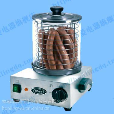 电子热狗机烤肠机台湾热狗机不锈钢烤香肠机香肠机台湾风味HHD-1