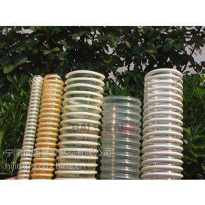 供应聚酯镀锌钢丝软管厂家
