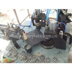 供应ZD-1210脚轮全自动化组装机脚轮全自动化装配机脚轮加油加珠机自动加钢珠自动加黄油半自动组装机