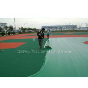 供应硅pu球场建设,塑胶跑道施工