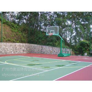 供应移动/或埋地篮球架