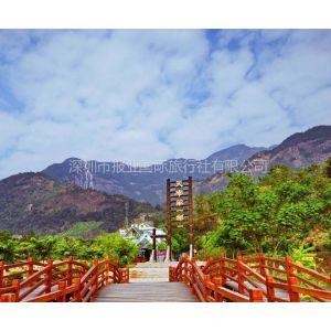 广州增城白水寨登山增城绿道单车一日游每周日出发国内旅游