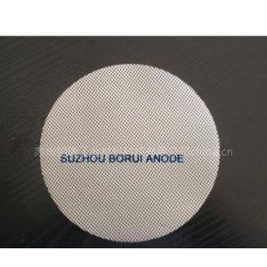 供应钛基镀铂电极_废水处理钛阳极_离子水机镀铜钛阳极