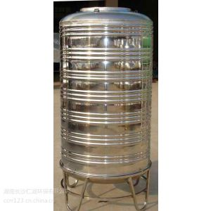 供应常德优质不锈钢水塔 耐腐蚀性能优越 密封 对水质无污染 保证水质清洁卫生