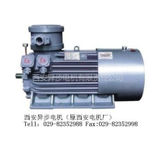 供应如何简易判断万用表对三相异步电动机极数 双电压防爆电机YB2-280M-6