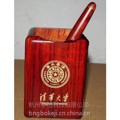 供应笔筒激光雕刻镭雕就在杭州亭柏激光加工中心